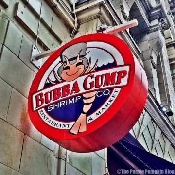 Bubba Gump Shrimp Co. London