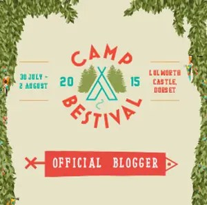 Official Camp Bestival Blogger