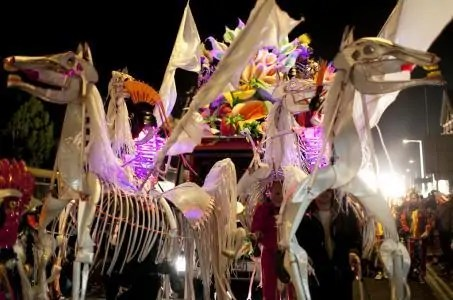 Carnival Parades at Camp Bestival