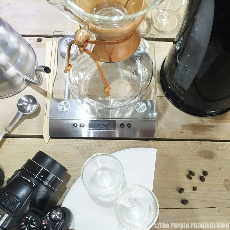 Chemex Coffee Making Class