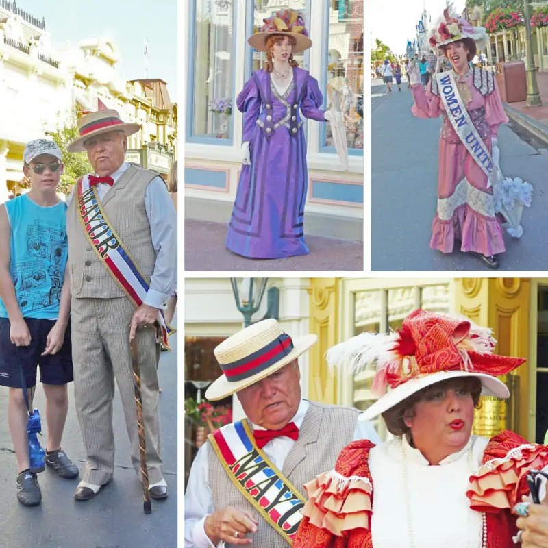 Citizens of Main Street