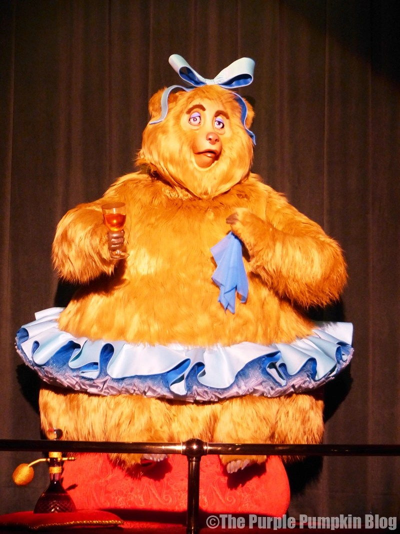 Country Bear Jamboree - Frontierland, Magic Kingdom, Walt Disney World - Trixie