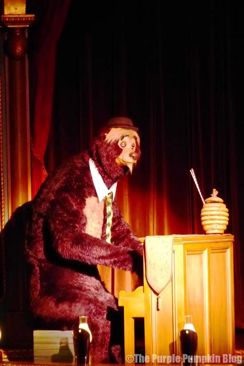 Country Bear Jamboree - Frontierland, Magic Kingdom, Walt Disney World - Gomer