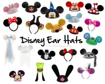 Disney Ear Hats