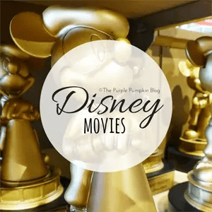 Disney Movies on The Purple Pumpkin Blog