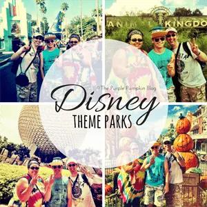 Disney Theme Parks on The Purple Pumpkin Blog