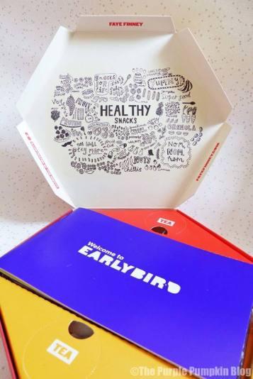 EarlyBird TasteBox