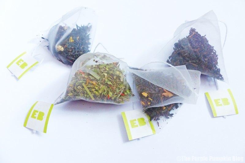 EarlyBird TasteBox - TeaBags