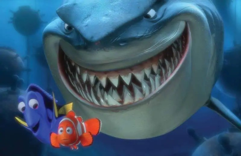 Finding Nemo - Bruce the Shark