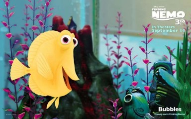 Finding Nemo - Bubbles