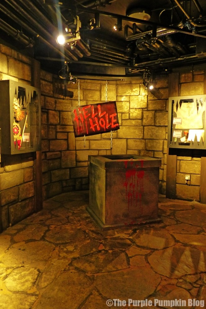 Hell Hole at Ripley's Believe It or Not London