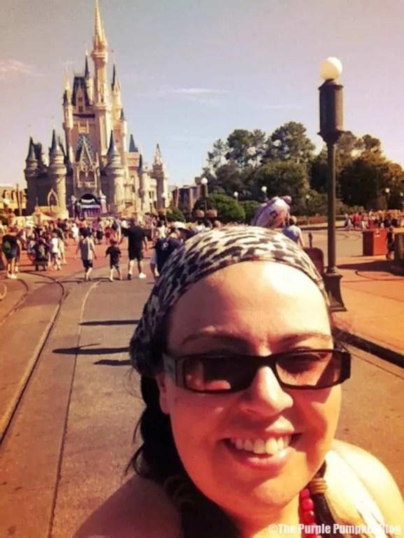Magic Kingdom Selfie