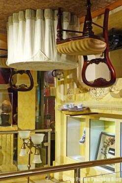 Upside Down Room - Ripley's Believe It or Not London