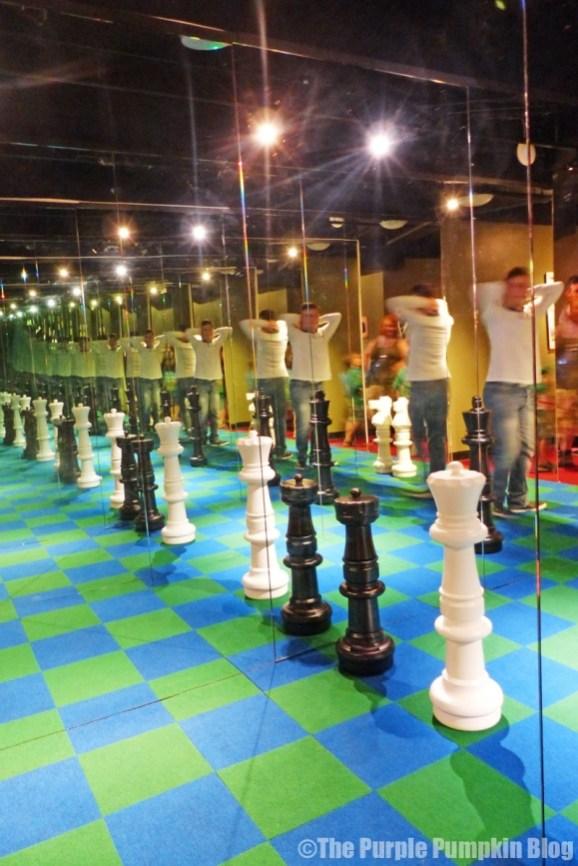 Wonderland Gallery at Ripley's Believe It Or Not London