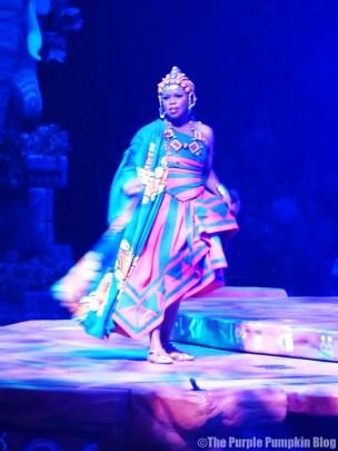 Animal Kingdom - Festival of the Lion King (9)