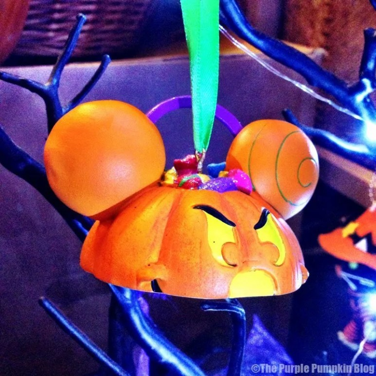 Disney Halloween Merchandise