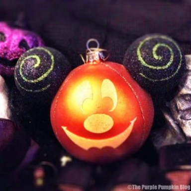 Disney Halloween Merchandise