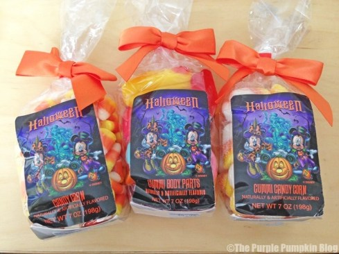 Disney Snacks - Halloween Candy