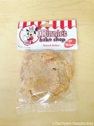 Disney Snacks - Minnie's Peanut Cookie