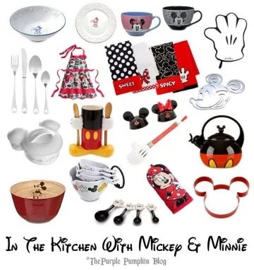 In The Kitchen With Mickey + Minnie - Kitchen Merchandise at Disney