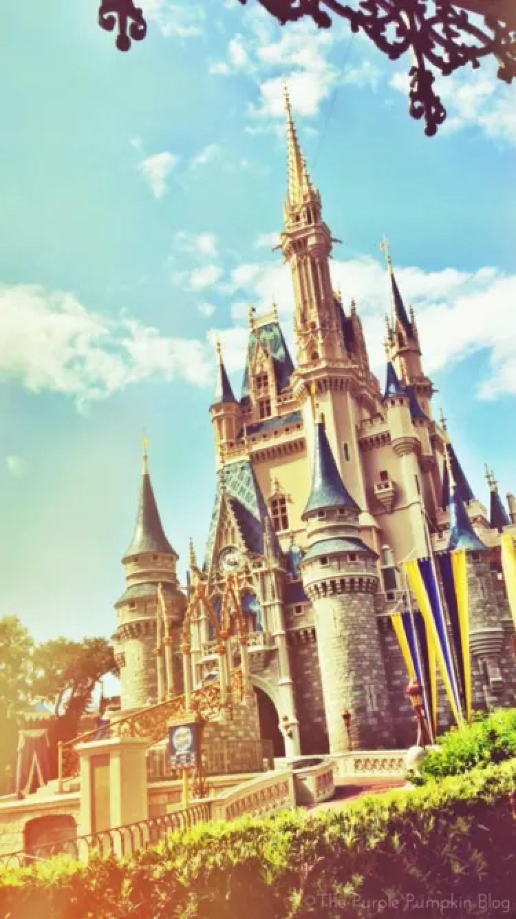 Magic Kingdom iPhone Disney Wallpaper