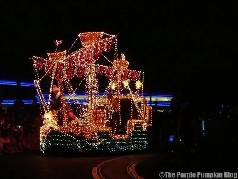 Main Street Electrical Parade 37/#100DaysOfDisney