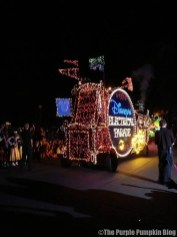 Main Street Electrical Parade -Magic Kingdom 2011