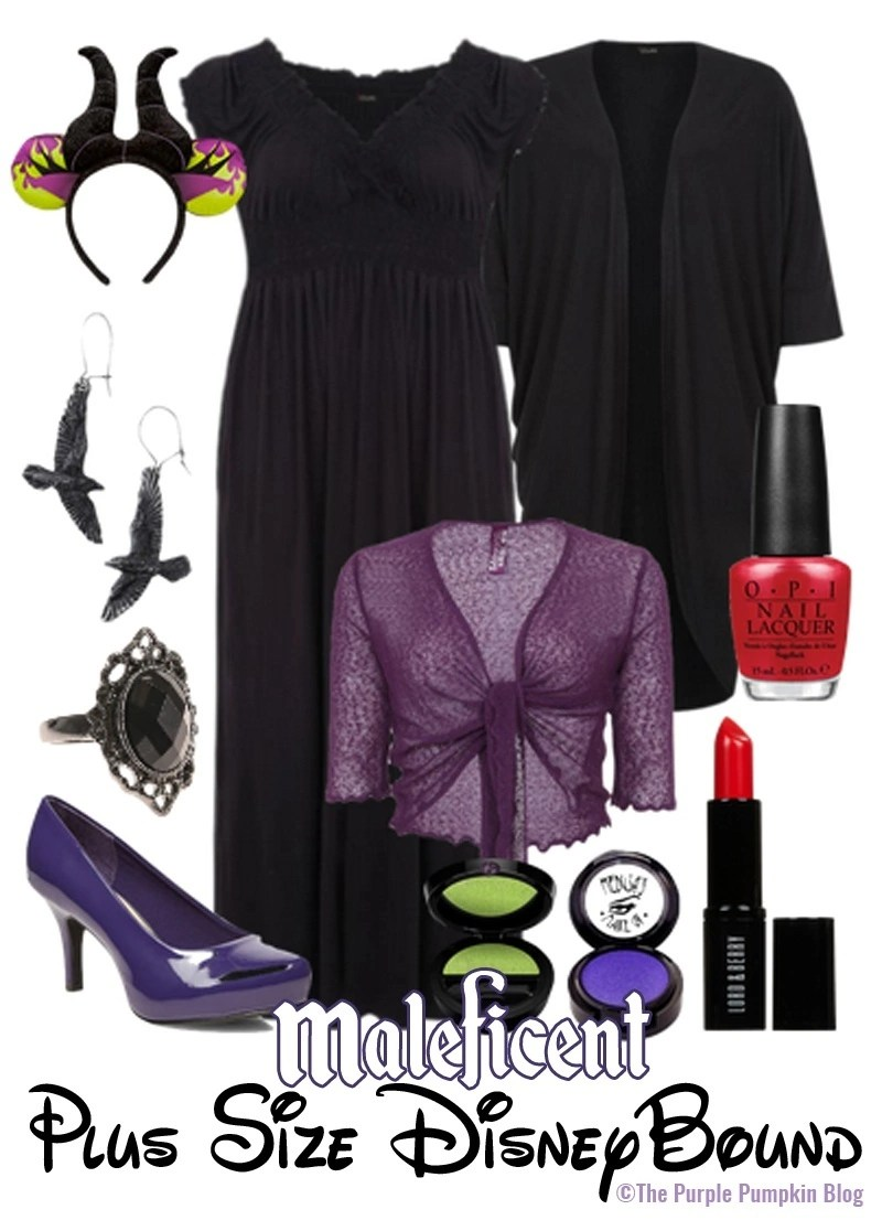 Maleficent Disneybound Related Keywords Suggestions