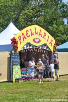 Paellaria at Camp Bestival