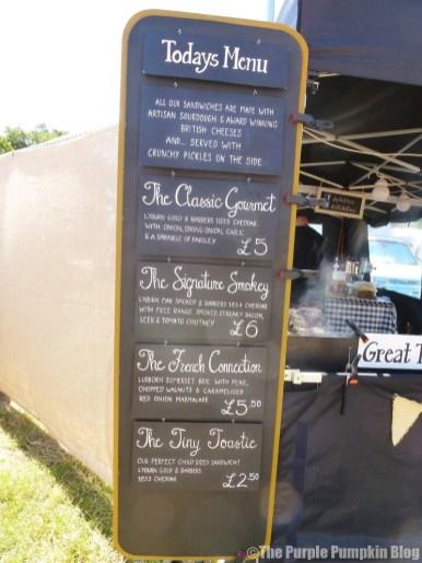 he Garlic Farm Field Kitchen at Camp Bestival