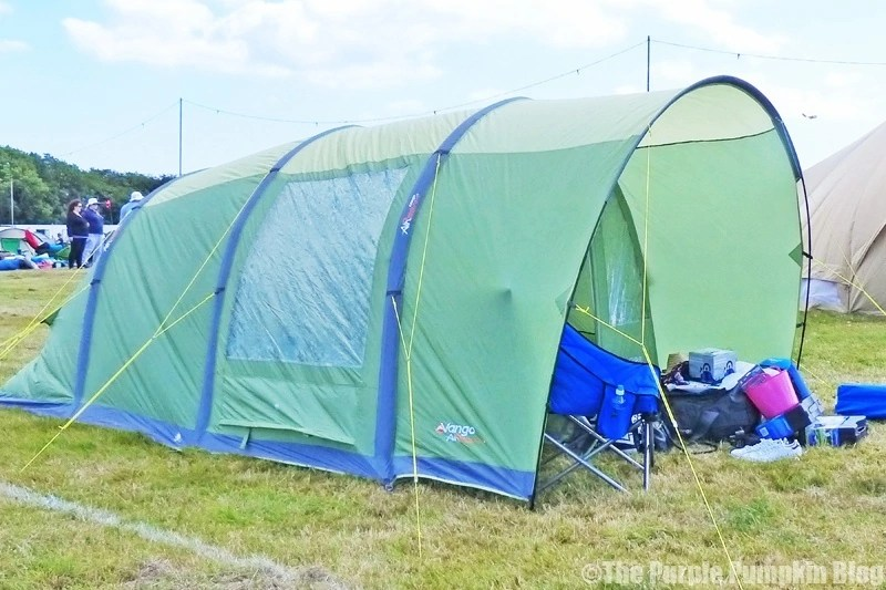 Vango AirBeam Capri 400 Tent Review