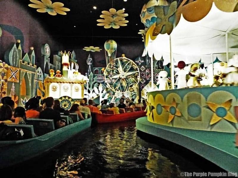 it's a small world - Magic Kingdom