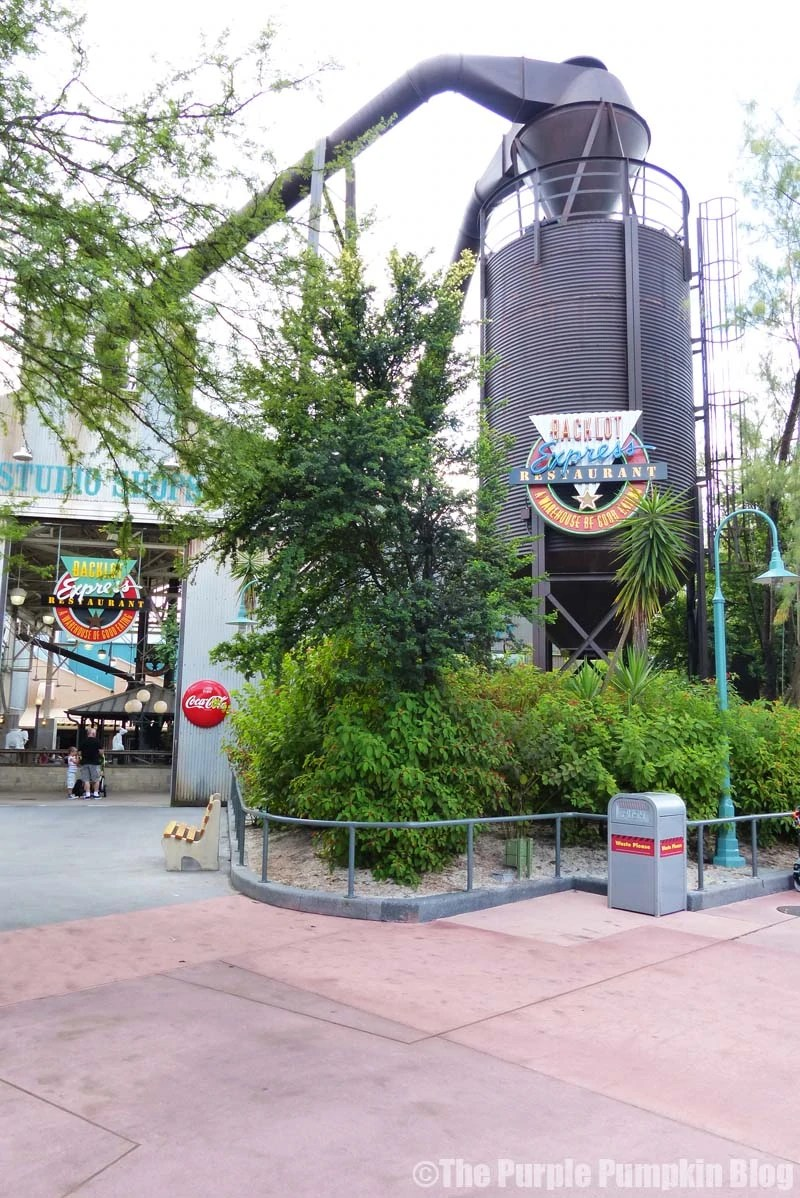 Backlot Express - Disneys Hollywood Studios