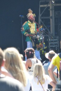 Mr. Wilson's Second Liners - Camp Bestival