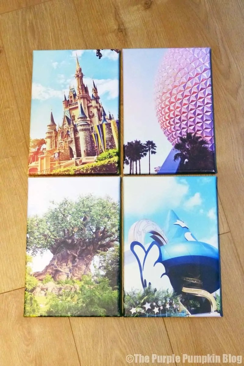 Disney Canvas Wall Art