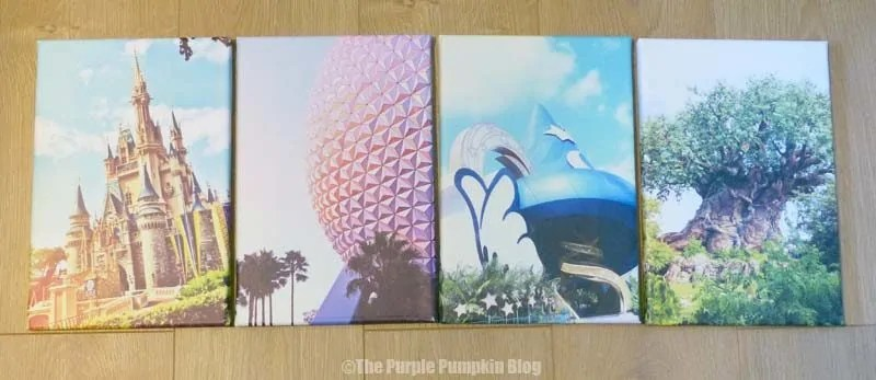 Disney Parks Canvas Wall Art