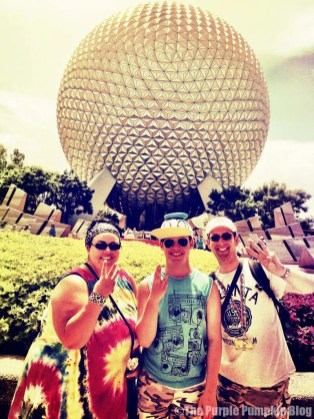 Four Parks in One Day - Epcot