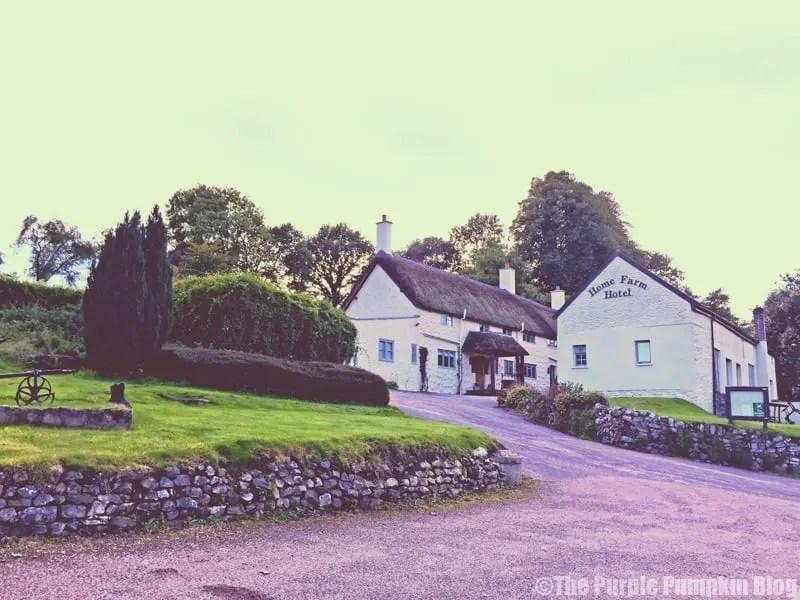 Home Farm Hotel, Honiton, Devon