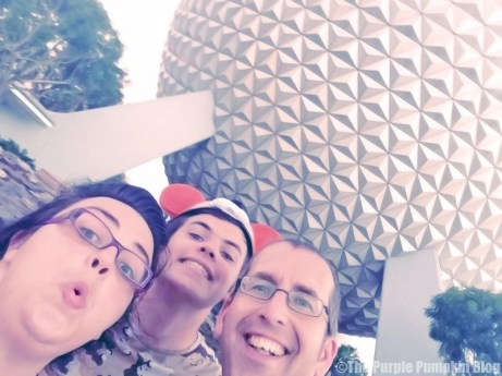 Last Day at Epcot
