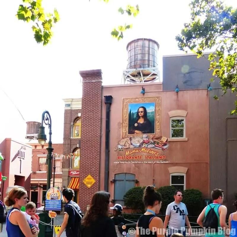 Mama Melroses Ristorante Italiano - Disneys Hollywood Studios