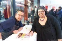 Meeting Hugh Fearnley-Whittingstall at Taste London
