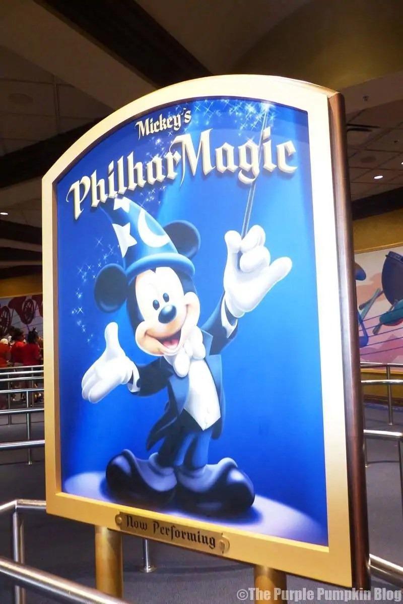 Mickeys PhilharMagic at Magic Kingdom