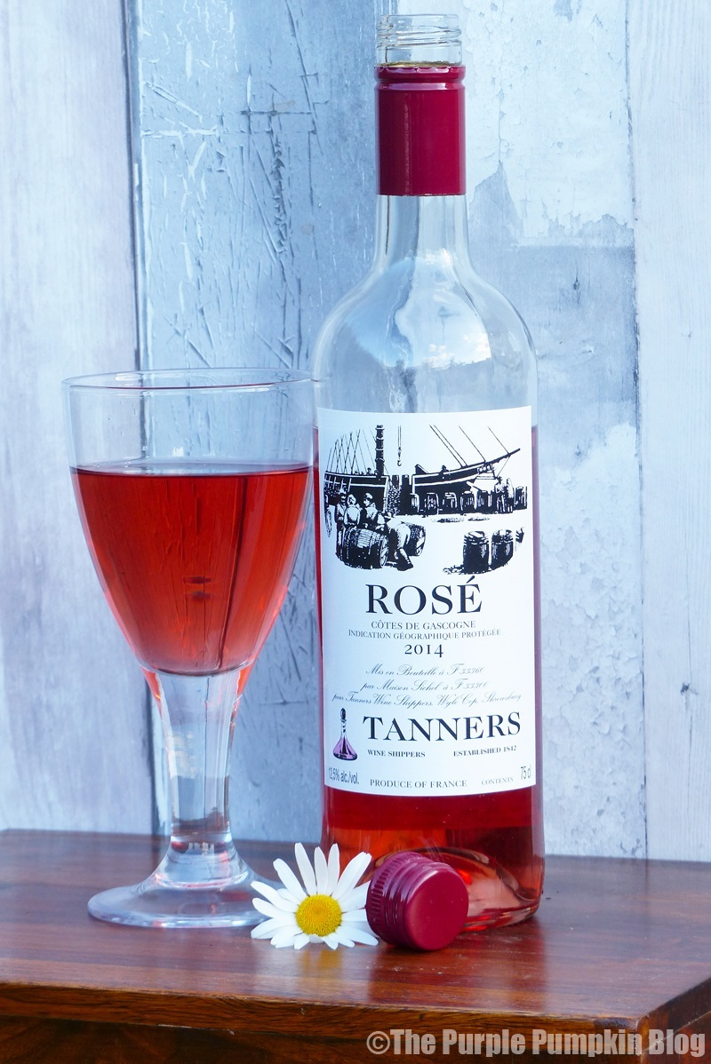 Tanners House Rose Wine