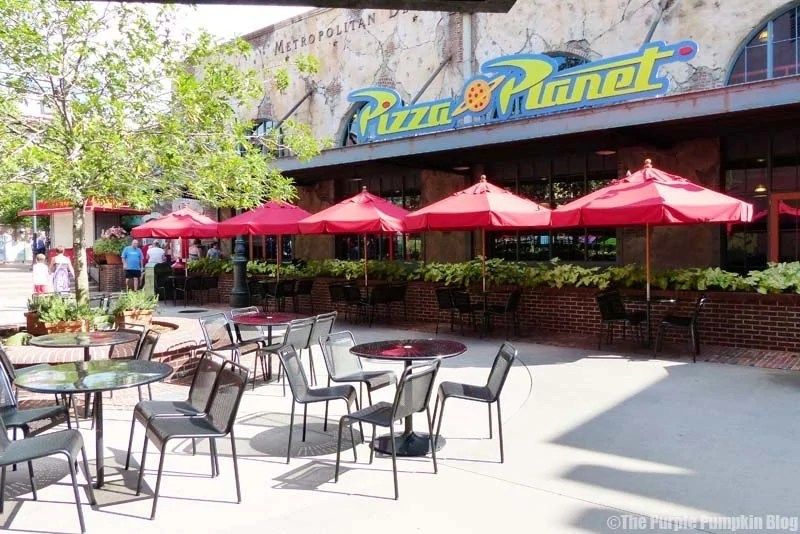 Toy Story Pizza Planet - Disneys Hollywood Studios