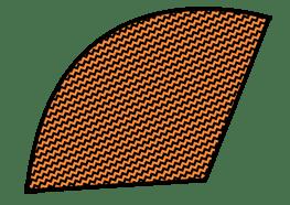 Halloween Popcorn Cones - The Nightmare Before Christmas - Orange