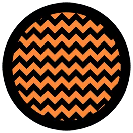 Nightmare Before Christmas - Orange - Halloween Toppers  sc 1 st  The Purple Pumpkin Blog & Cupcake Toppers - The Nightmare Before Christmas