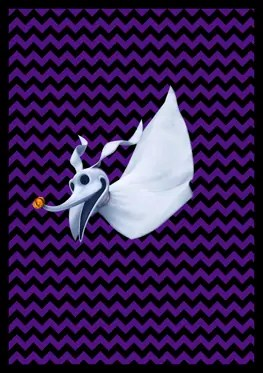 Nightmare Before Christmas - Zero - Banner