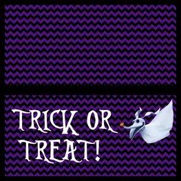 Nightmare Before Christmas - Zero - Treat Bags 2