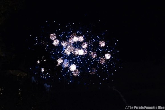 Wishes Fireworks from Citricos