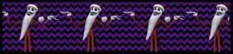 The Nightmare Before Christmas Bottle Lables - Jack Skellington Santa